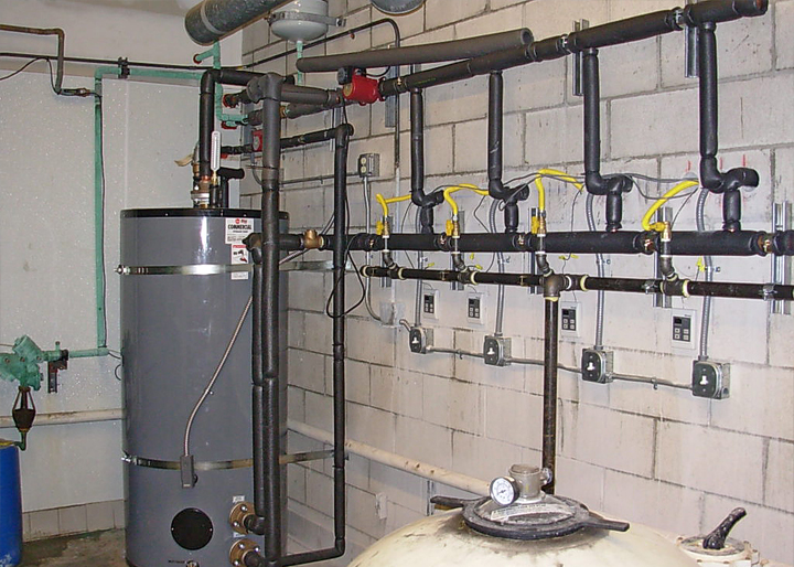 Tankless System